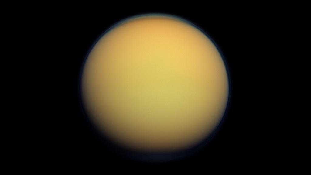 Titán: la luna de Saturno como nunca antes la habías visto 33
