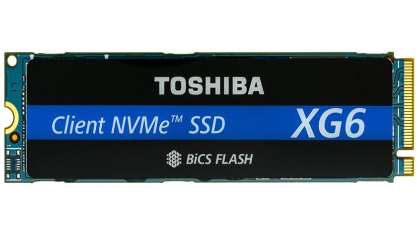 Toshiba XG6