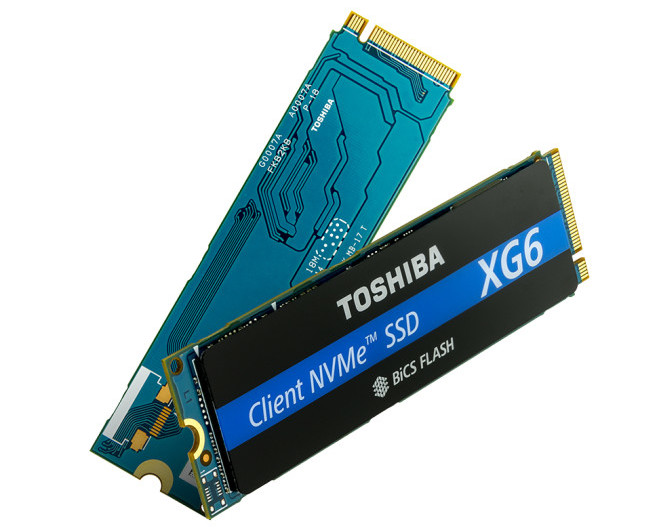 Toshiba XG6, SSD rapidísima y la primera con Flash 3D de 96 capas 31