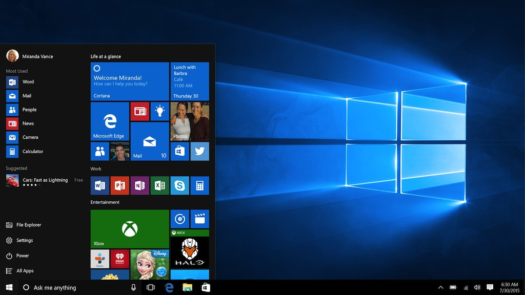 Windows 10 cumple tres años cargados de luces y sombras 29