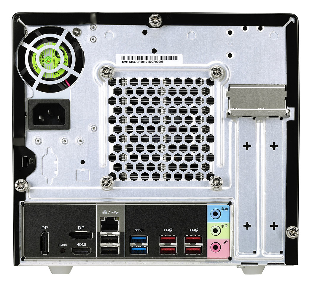 XPC Cube SH370R6