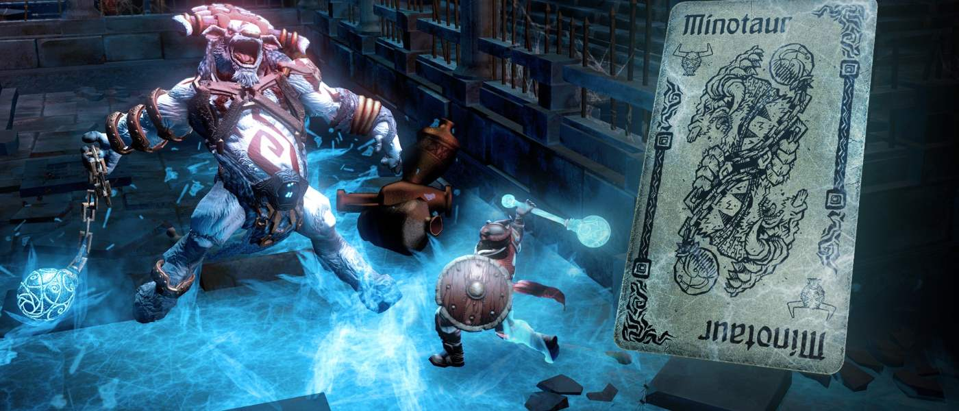 Análisis: Hand of Fate 2 (Nintendo Switch) 33