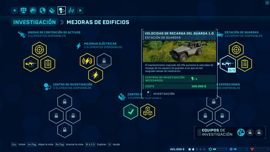 Análisis: Jurassic World Evolution (PC) 31