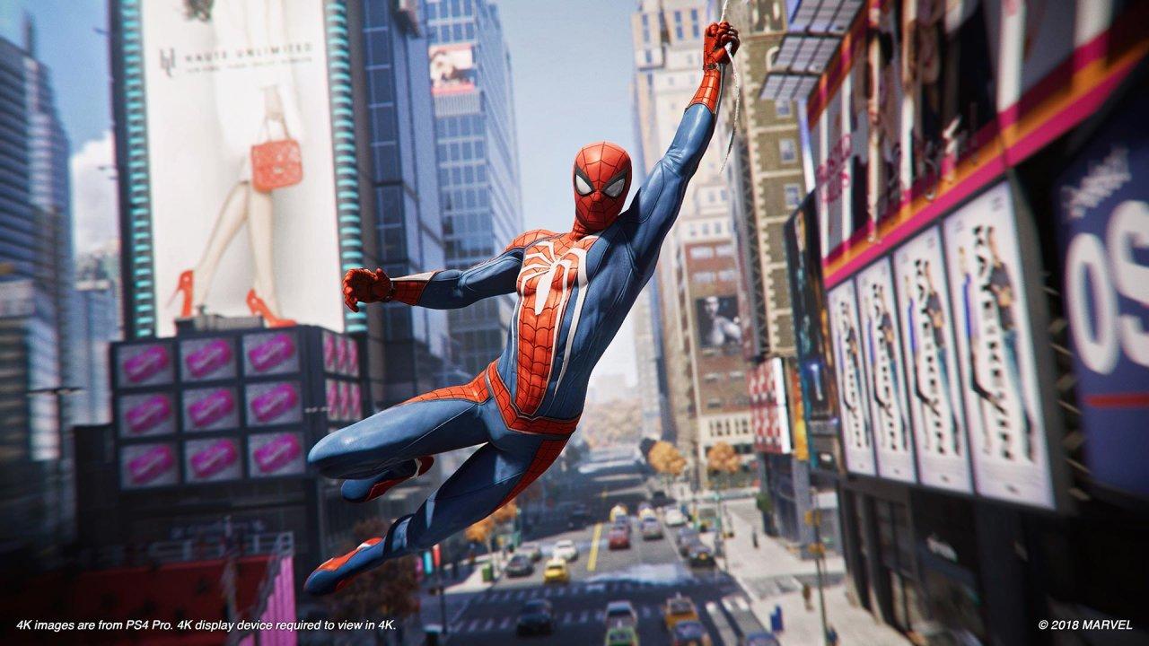 Marvel Spider-Man PS4 Filtrado