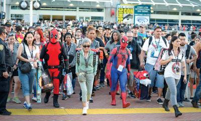 Comic-Con 2018 Horarios