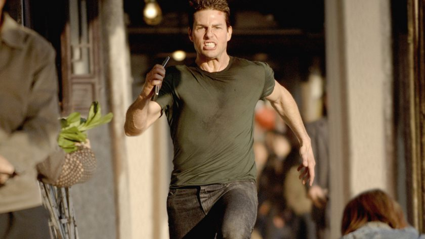 Las matemáticas dicen que cuánto más corre Tom Cruise, mejor funciona la película 30