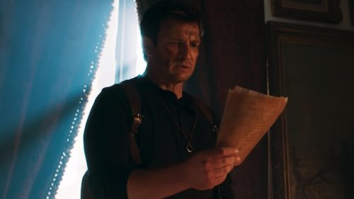Nathan Fillion es Nathan Drake en este genial 'fan film' de Uncharted