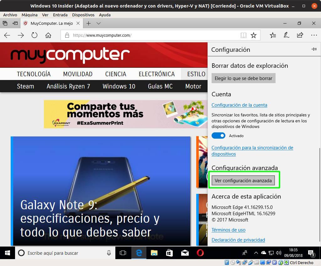 Cómo activar Do Not Track en los principales navegadores para escritorio y Android 60