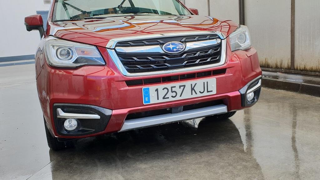 Subaru Forester 2018, ojos 44
