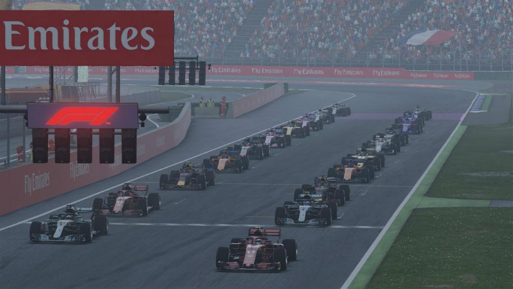 F1 2018, análisis (PC) 31