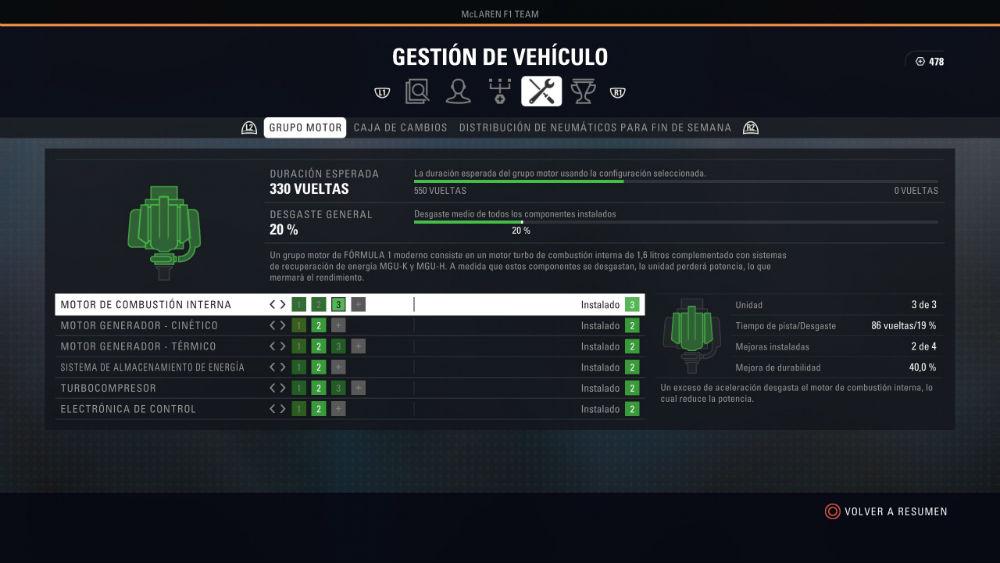 F1 2018, análisis (PC) 35