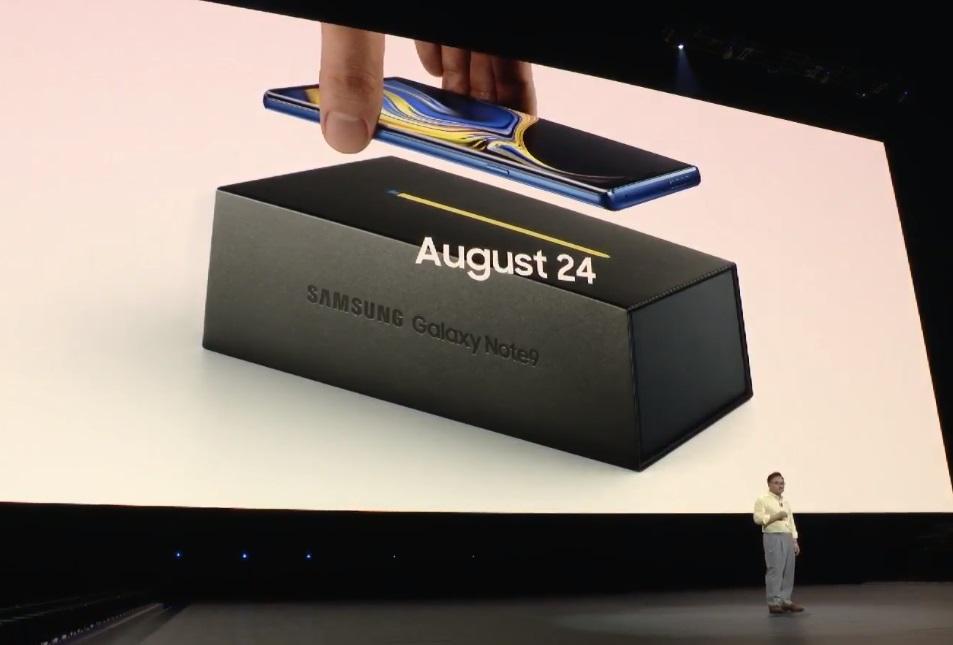 Galaxy Note 9: especificaciones, precio y todo lo que debes saber 73