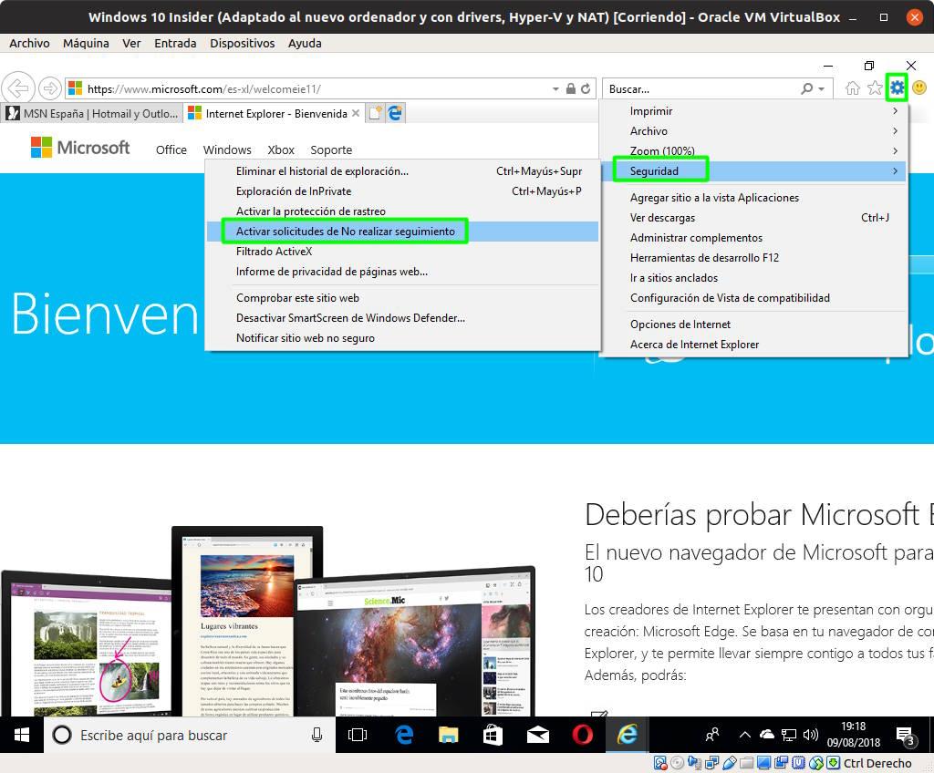 Cómo activar Do Not Track en los principales navegadores para escritorio y Android 64