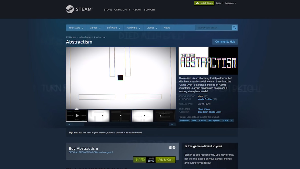 Steam Minado Criptomonedas Abstractism