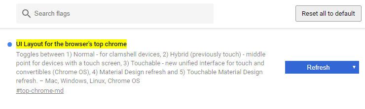 ¿Quieres probar el Material Design 2 de Chrome 69? 34