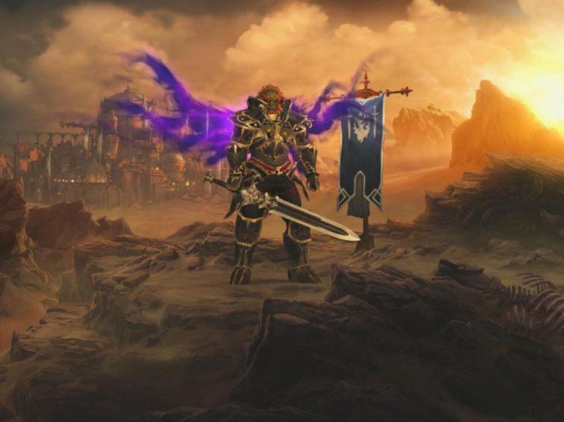 Diablo III Nintendo Switch Ganondorf 2