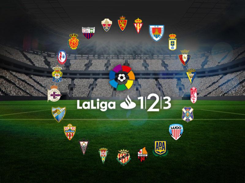 Fútbol LaLiga 123