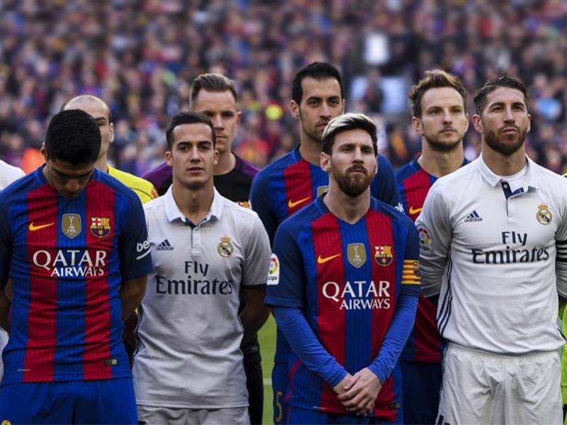 Fútbol LaLiga Barca Real Madrid