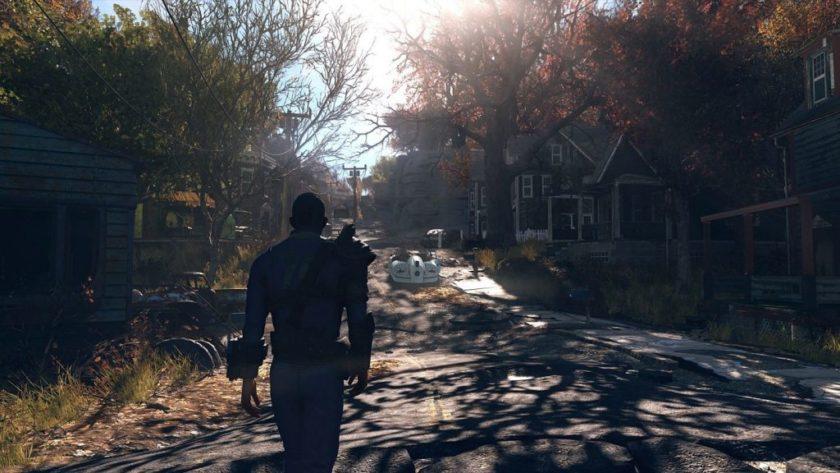 Fallout 76 no estará disponible en Steam, una pequeña reflexión 36