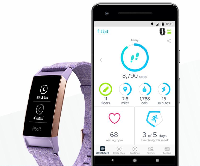 Fitbit comercializa la pulsera de actividad Charge 3 34
