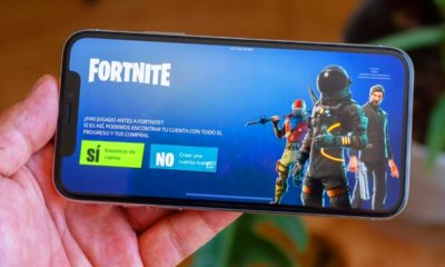 Fortnite para Android no se distribuirá a través de la Play Store
