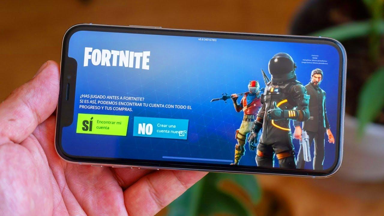 Fortnite para Android no se distribuirá a través de la Play Store