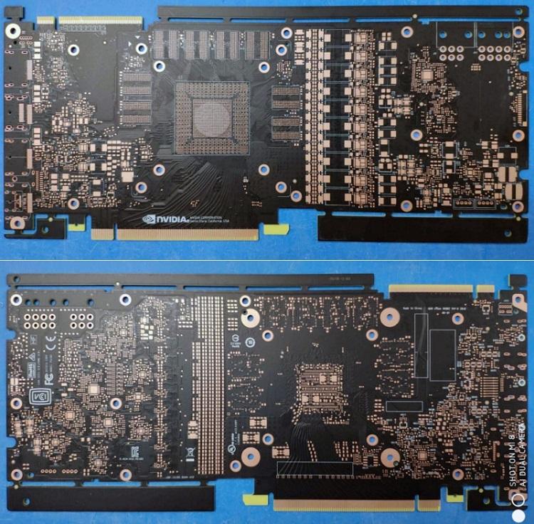 Manli registra los nombres GTX 2080 y GTX 2070: PCB filtrado (actualizada) 37