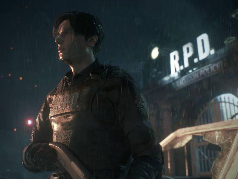 Gamescom 2018 Resident Evil 2 Remake