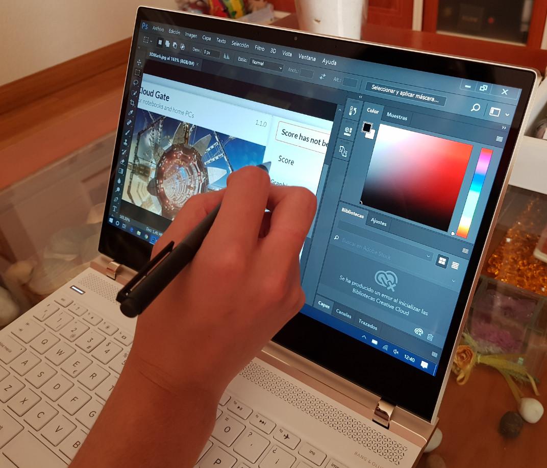 Analizamos el HP Spectre 13: belleza, potencia y movilidad 43