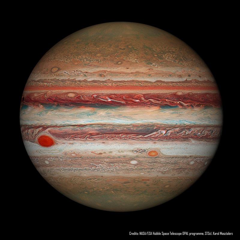 Cinco grandes misterios sobre Júpiter que quizá no conocías 35