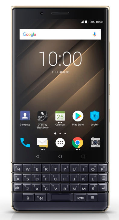BlackBerry anuncia el KEY2 LE 32