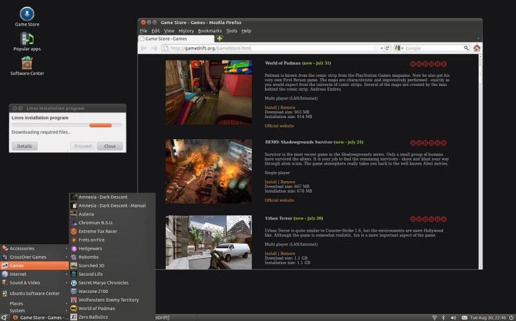 Tres distros Linux pensadas para jugar 35
