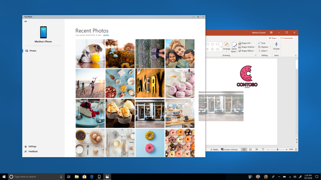 Microsoft Windows Your Phone
