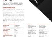 GeForce RTX 2080 Ti y GeForce RTX 2080: especificaciones finales y precios 37