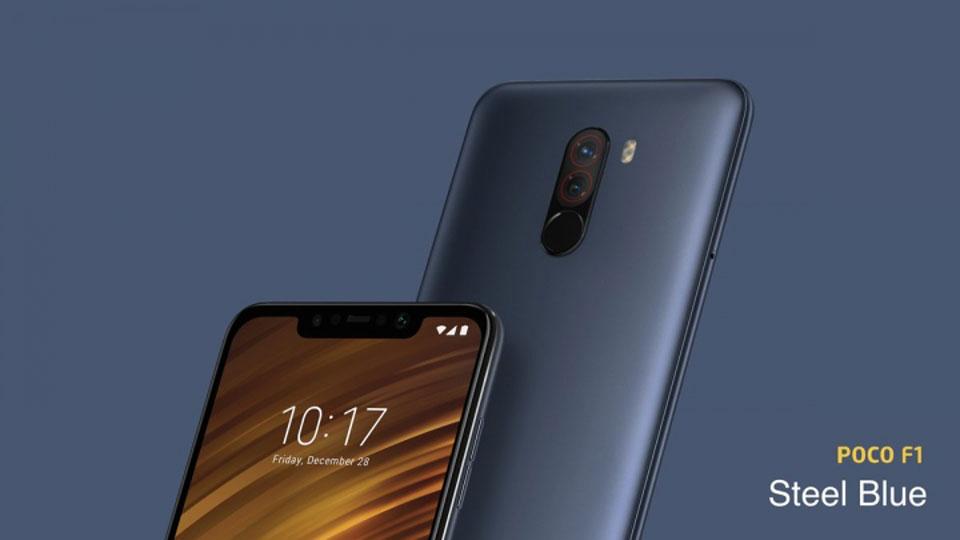 Xiaomi estrena marca de smartphones con el potente POCO F1 30