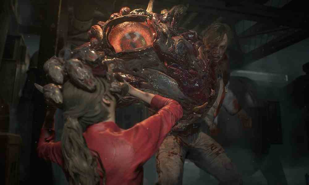 Resident Evil 2 Remake utilizará NVIDIA RTX, nuevos vídeos 31