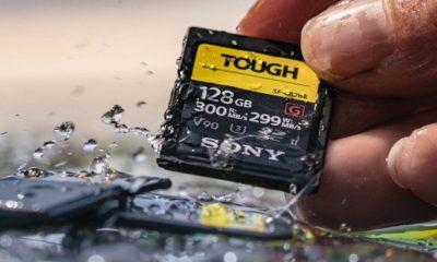 Nuevas Sony SD TOUGH, rápidas y resistentes 30