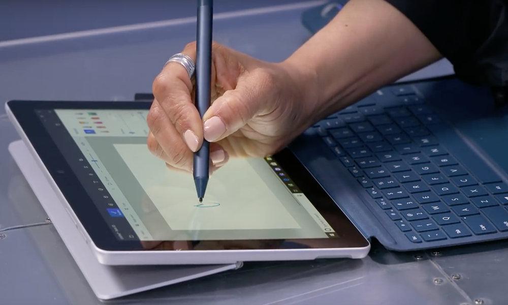 Surface Go con ARM