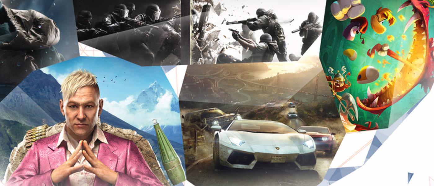 Ubisoft en Gamescom 2018