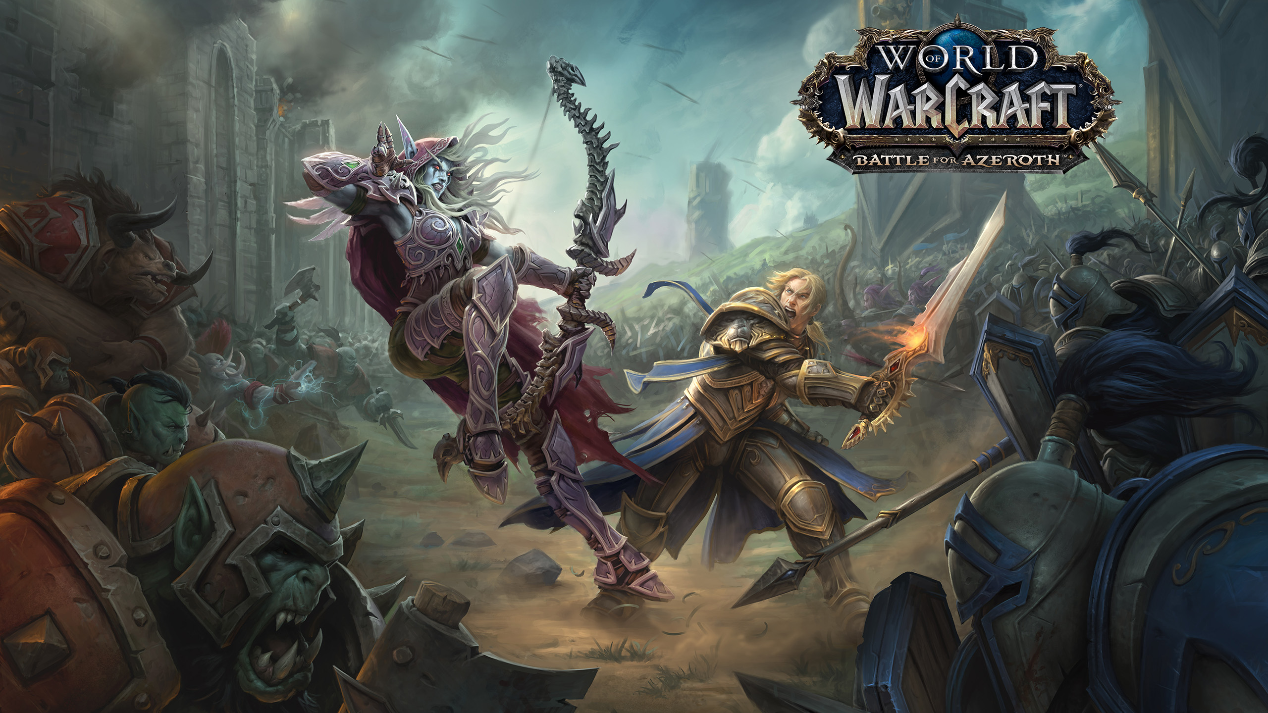 WoW Bug World of Warcraft Battle for Azeroth