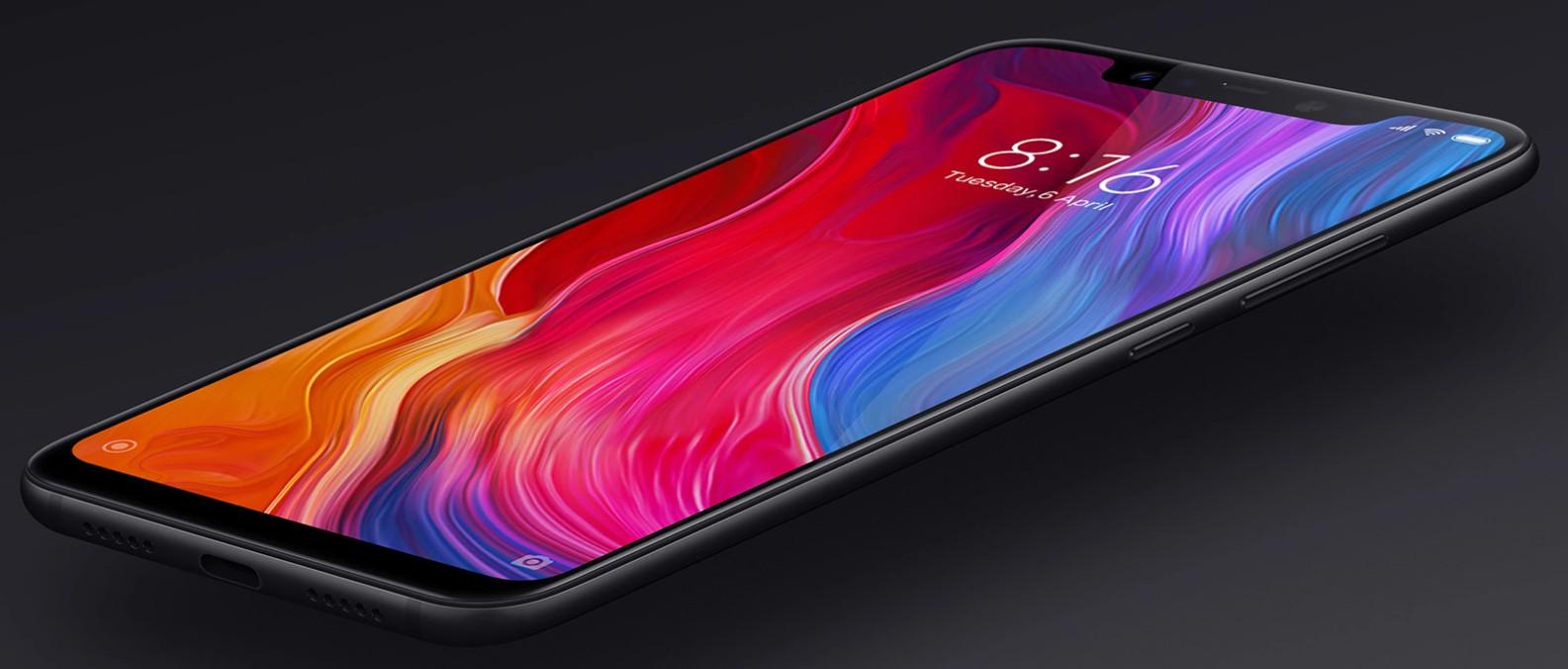 "Xiaomi Mi 8, el ""iPhone X chino"" llega a España por 499 euros 30"