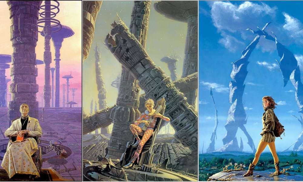 'Fundación' de Isaac Asimov se convertirá en serie de televisión exclusiva para Apple 27