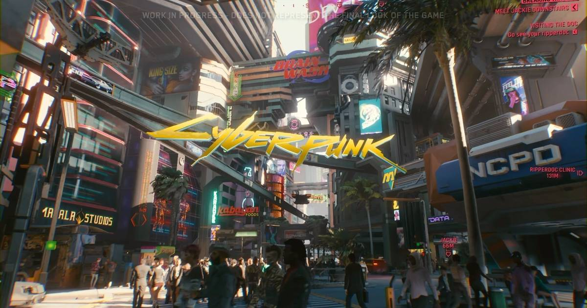Cyberpunk 2077, impresiones del primer gameplay en 4K 29