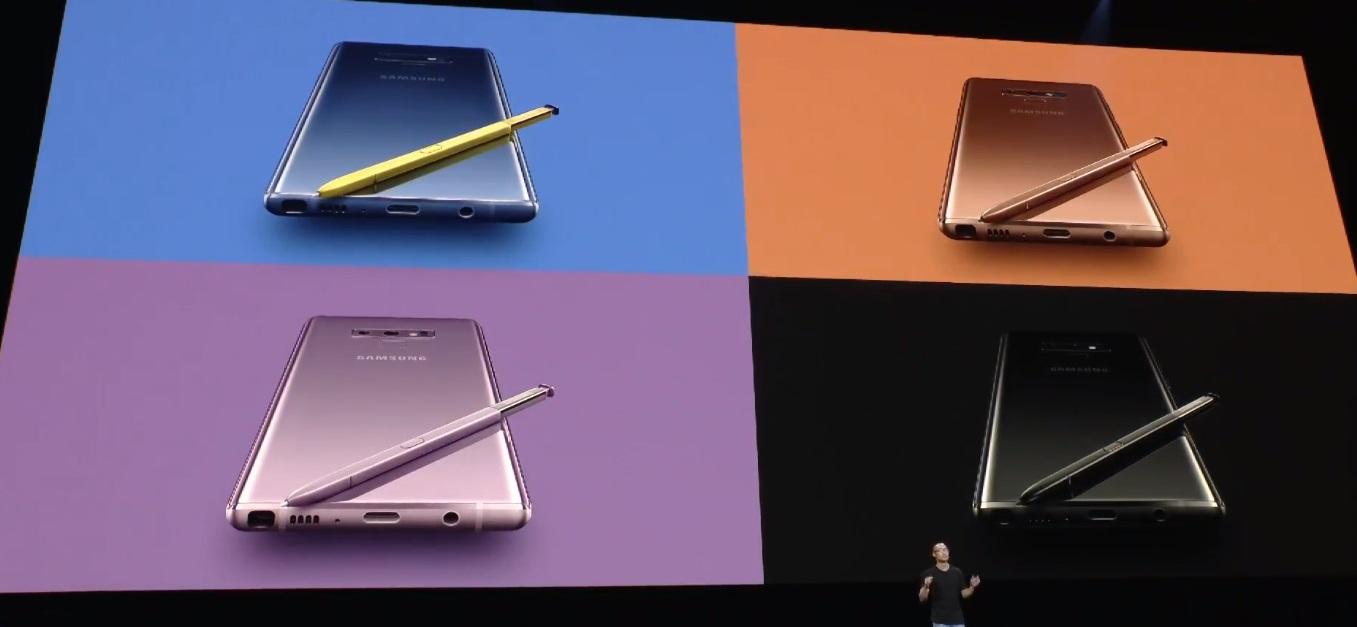Galaxy Note 9: especificaciones, precio y todo lo que debes saber 31
