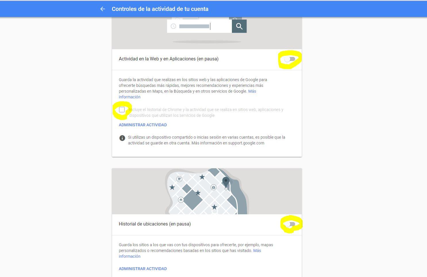 Google puede rastrearte incluso con la ubicación desactivada: así puedes evitarlo 32