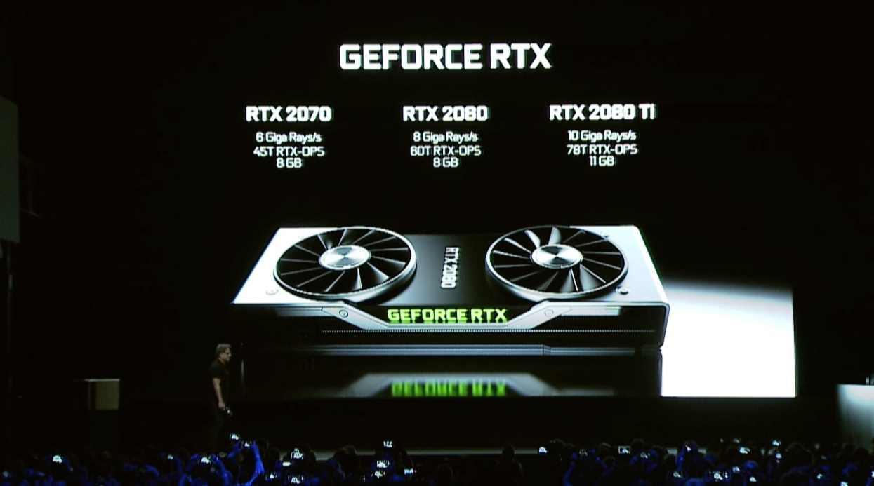 RTX 2070, RTX 2080 y RTX 2080 TI: especificaciones y precios 36