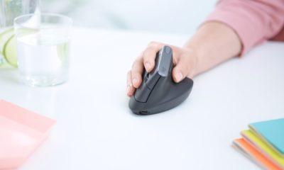 Logitech reinventa el ratón con el nuevo MX Vertical 87
