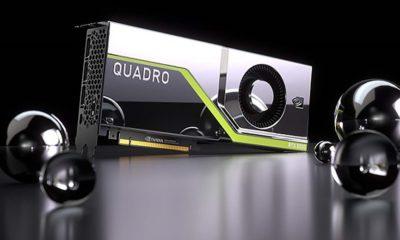 Quadro RTX con GPU Turing: así es lo nuevo de NVIDIA 30