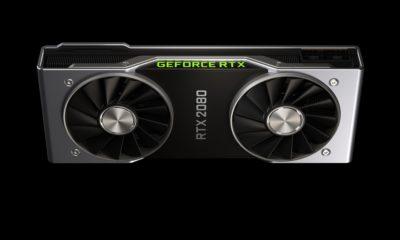 RTX 2080 frente a GTX 1080