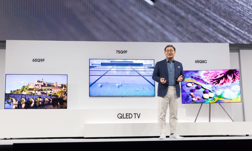 Olvídate del 4K, llegan los nuevos televisores Samsung 8K 39